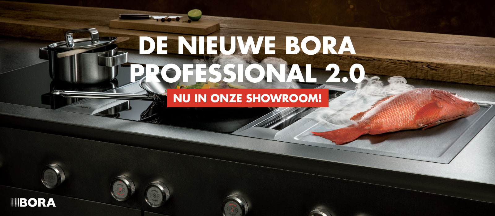 Bora Professional 2.0 bladafzuigsysteem