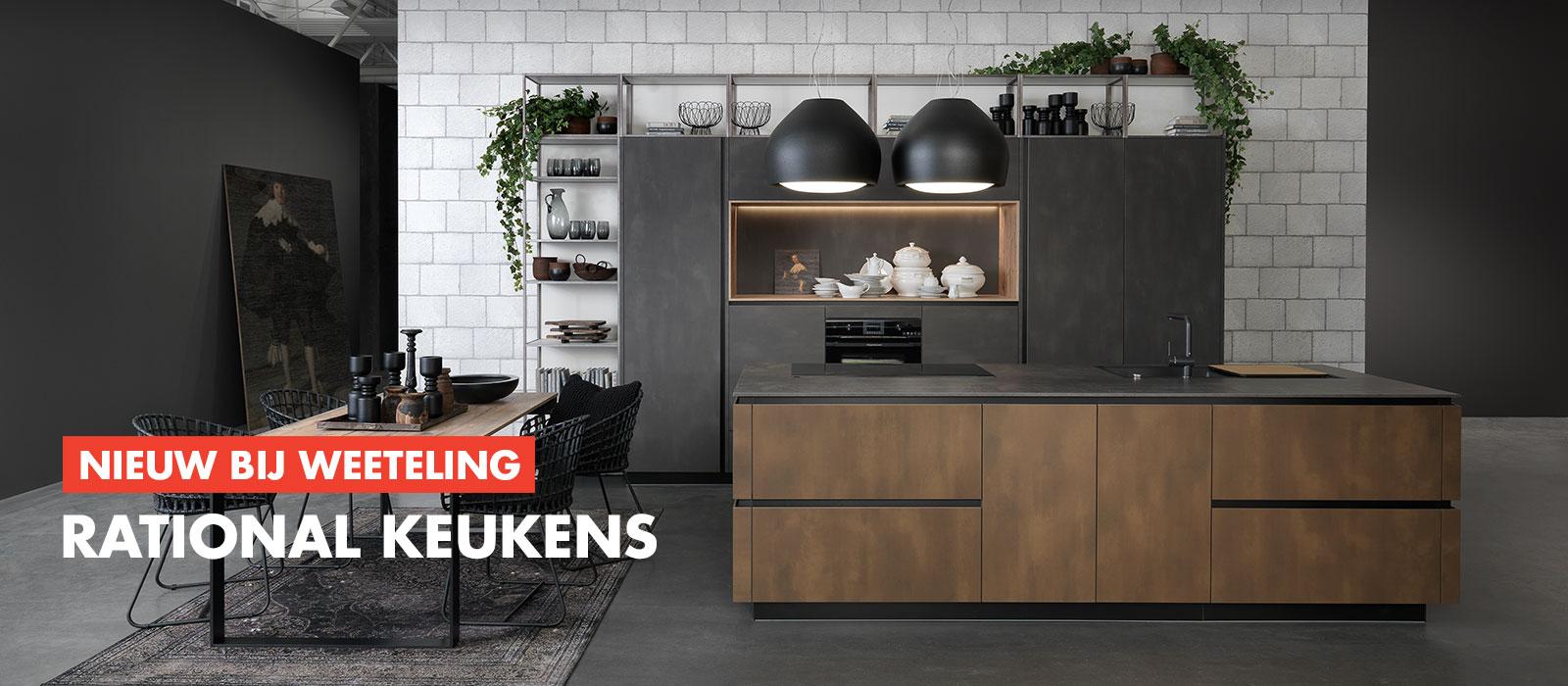Rational Keukens bij Weeteling in Grootebroek
