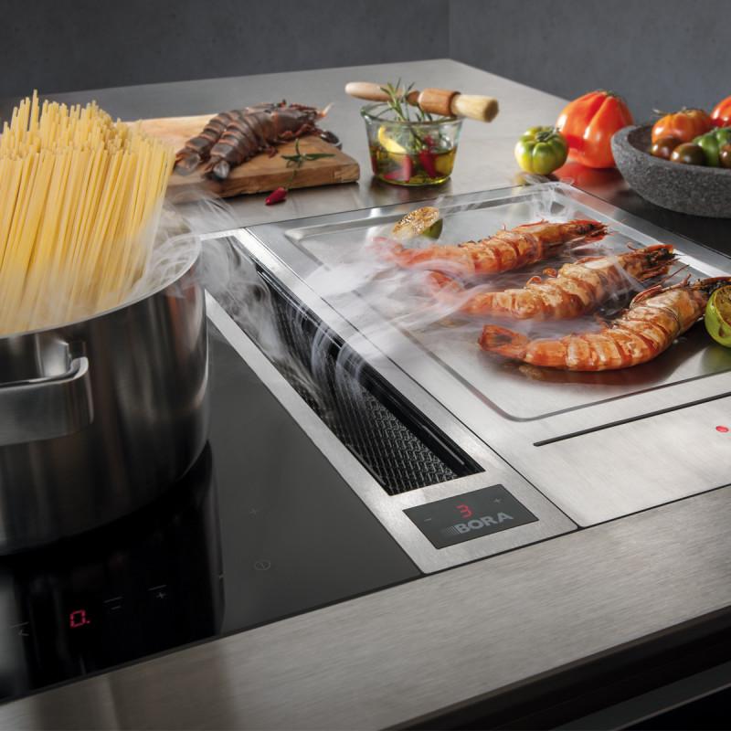 BORA Afzuigsysteem voor in uw keuken