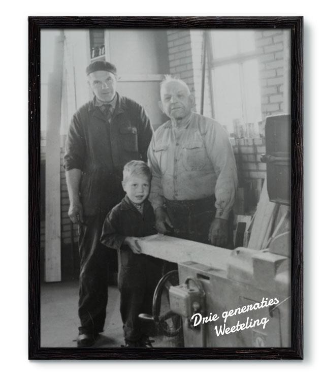 Drie generaties Weeteling