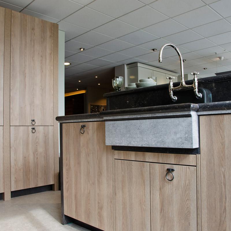 onze showroom weeteling keukens grootebroek