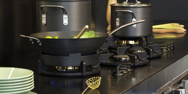 PITT cooking wok brander