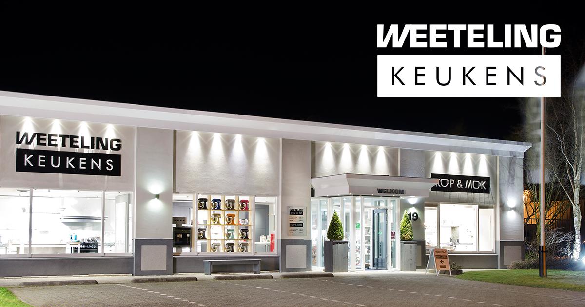 Design Keukens Showroommodellen : Onze showroom - Weeteling Keukens ...