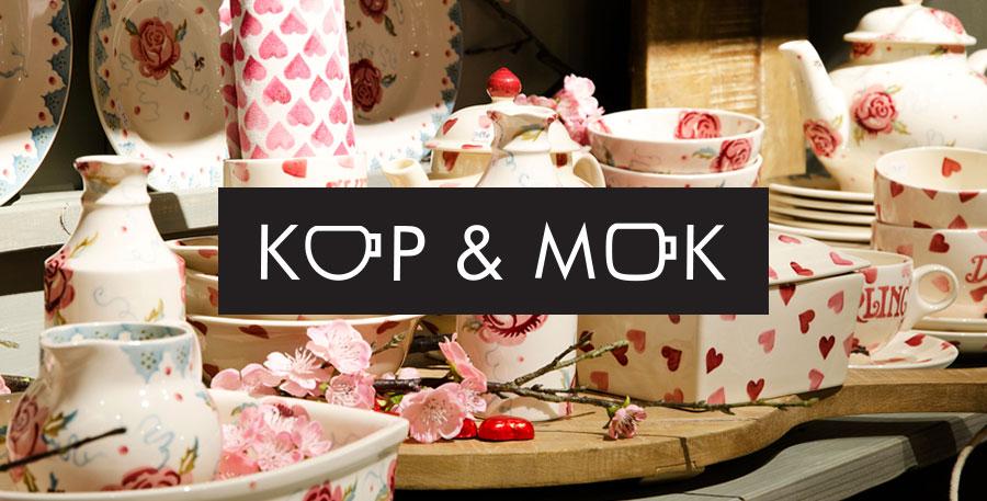 Kop & Mok, shop-in-shop bij Weeteling Keukens